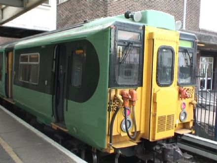 18. Horsham to London Victoria via Sutton